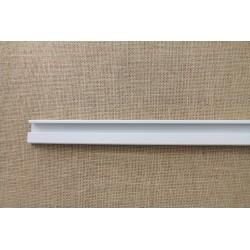 Valge alumiiniumsiin seinale 200cm RC10320