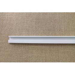 Valge alumiiniumsiin seinale Stas 300cm RC10330