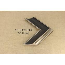 Plastikliist G352-1504