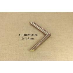 Plastikliist D029-3100