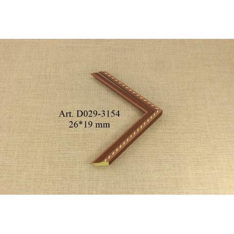 Plastikliist D029-3154