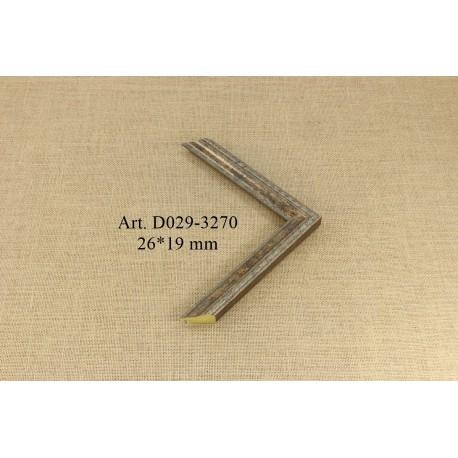 Plastikliist D029-3270