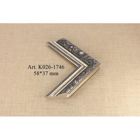 Plastikliist K026-1746