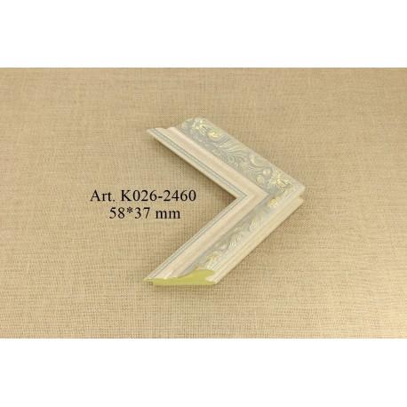 Plastikliist K026-2460