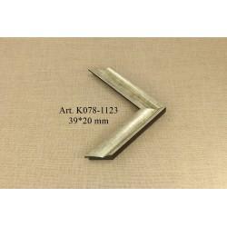 Plastikliist K078-1123