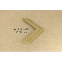 Plastikliist K085-4738