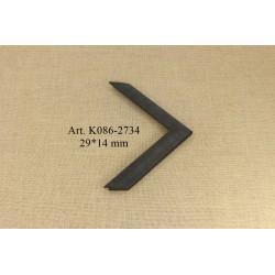 Plastikliist K086-2734
