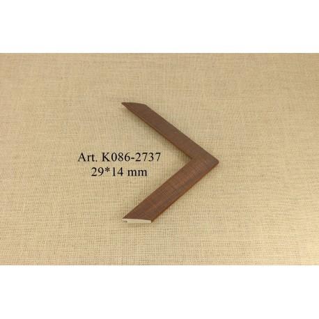 Plastikliist K086-2737