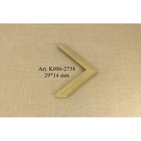 Plastikliist K086-2738