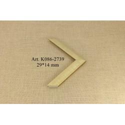 Plastikliist K086-2739