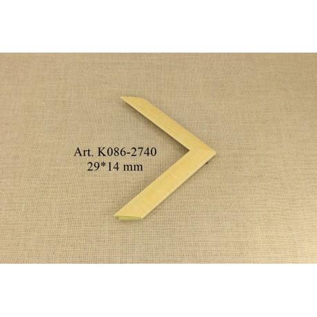 Plastikliist K086-2740