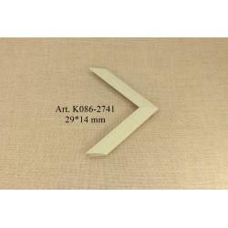 Plastikliist K086-2741