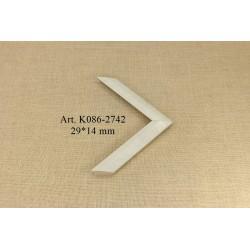 Plastikliist K086-2742