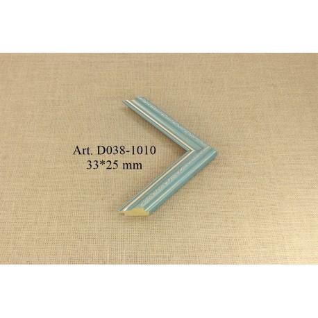 Plastikliist D038-1010