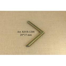 Plastikliist K018-1208
