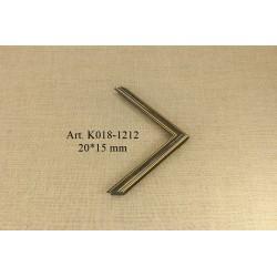 Plastikliist K018-1212