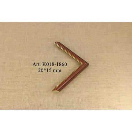 Plastikliist K018-1860
